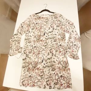 H&M Floral Dress Size 12